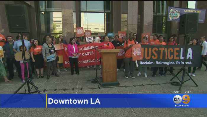 County Supervisors Cancel $1.7B Contract For Downtown Jail Facility