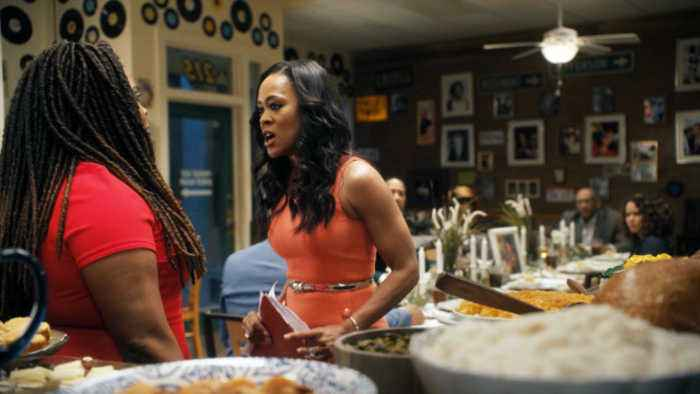 Drama Erupts at Rondell's Dinner Party