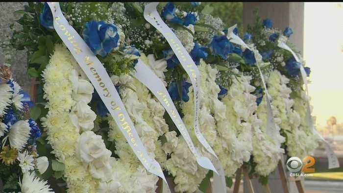 Remembering Slain CHP Officer Andre Moye, Jr.