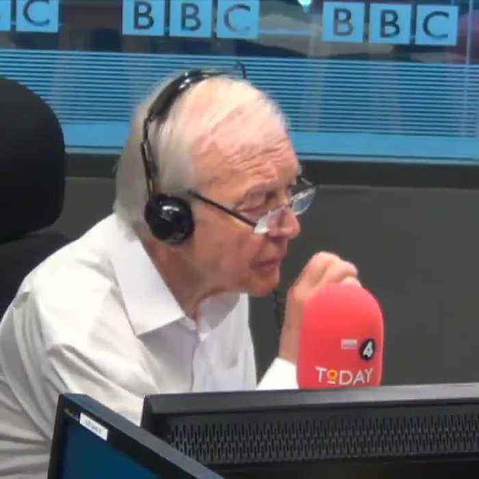 John Humphrys Talks About The Harm Of Gender Stereotyping On BBC Radio 4