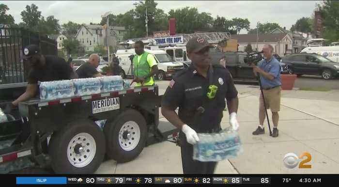 Newark's Response To Lead Taint In Water Supply: 'Mayhem'