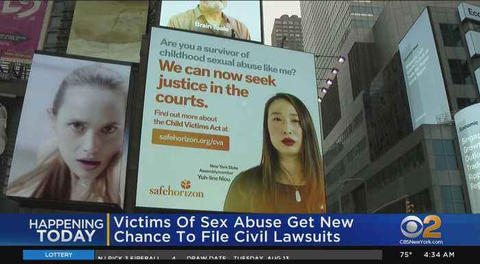 Victims Of Sex Abuse Get New Chance To File Civil Lawsuits