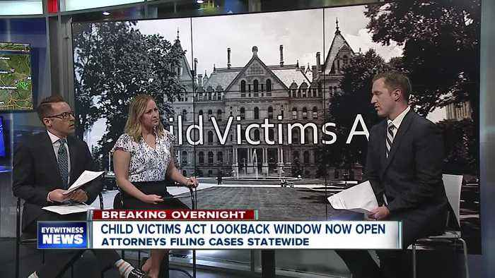 I-Team: Charlie Specht on opening of Child Victims Act lookback window