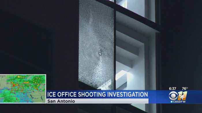 Shots Fired At San Antonio ICE Offices