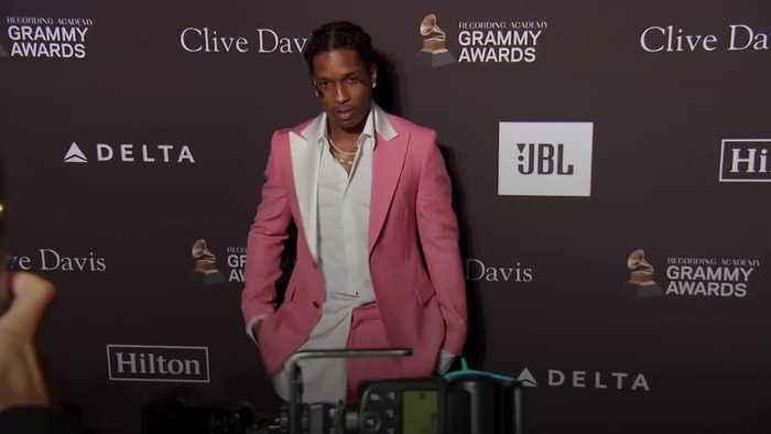 A$AP Rocky found guilty of assault
