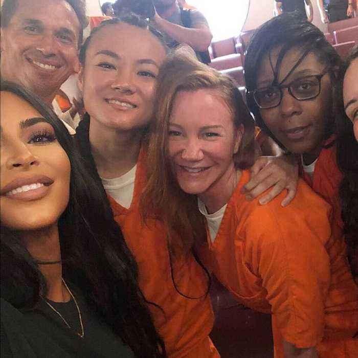 Kim Kardashian is fighting for justice reform