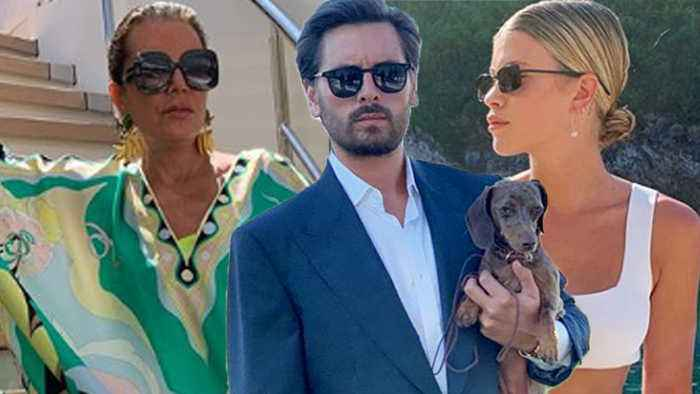 Kris Jenner FORCING Scott Disick & Sofia Richie To Get MARRIED!