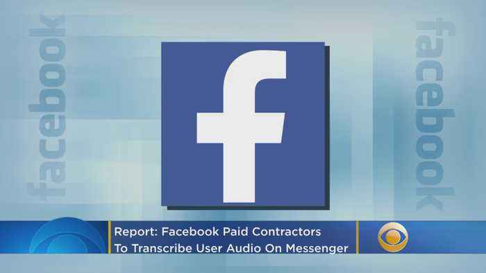 Report: Facebook Paid Contractors To Transcribe User Audio On Messenger