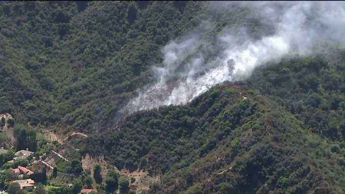 Triple-Digit Heat to Bring Increased Risk of Fire Danger in Southern California