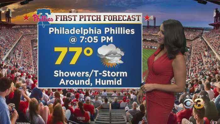 Philadelphia Weather: Showers Around This Evening