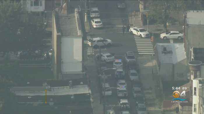 Multiple Officers Shot In Philadelphia