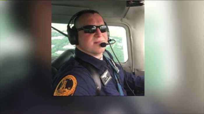 Brother of 'Hero' Trooper Killed in Helicopter Crash Says Video 'Helped Put James Fields in Jail'