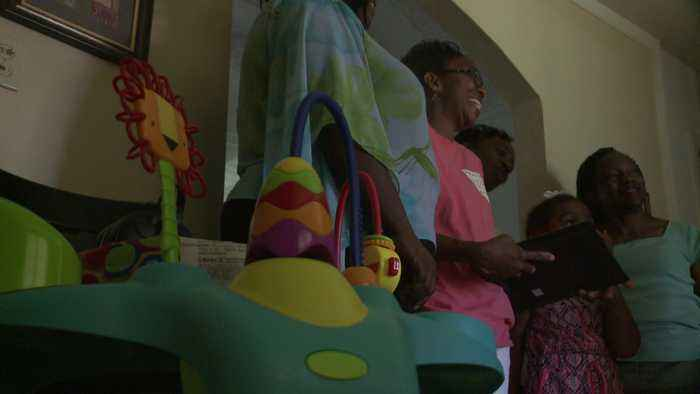 This Virginia Woman Throws Baby Showers for Single Moms