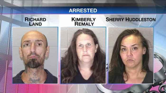 arrest made in lafayette drug raid