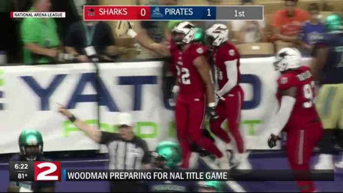 Nick Woodman discusses excitement for NAL championship game