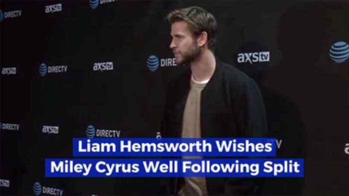 Liam Hemsworth Makes Miley Cyrus Split Official