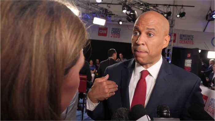 Booker Announces Solution For White Supremacy