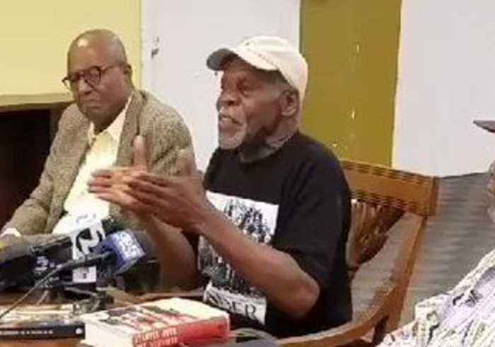 Danny Glover Condemns Decision to Cover Controversial Mural at His Former High School
