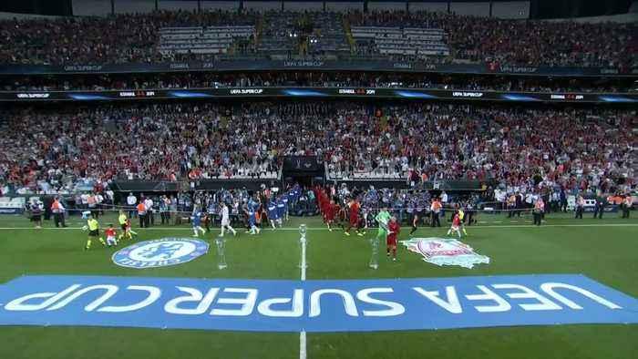 UEFA Super Cup 2019   Liverpool vs Chelsea   Highlights