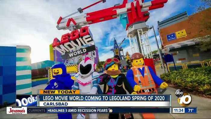 Legoland announces Movie World