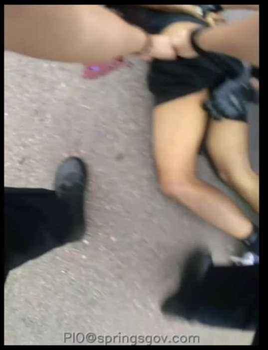 Full video from Colorado Springs Police Department shows shooting of De'Von Bailey
