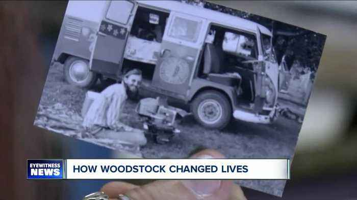 "Remembering Woodstock: ""Everything just seemed wavy gravy"""