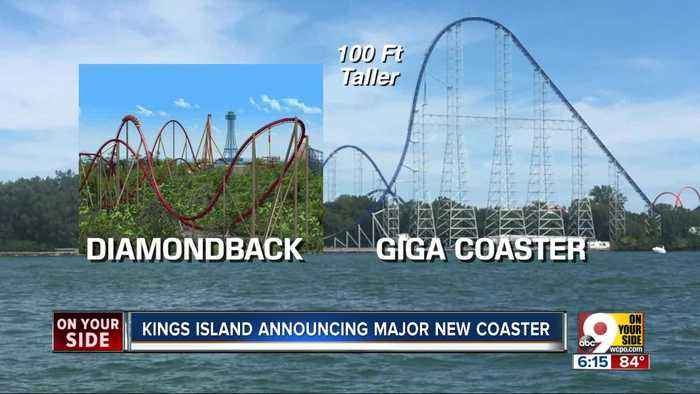Countdown is on to Kings Island's biggest announcement ever