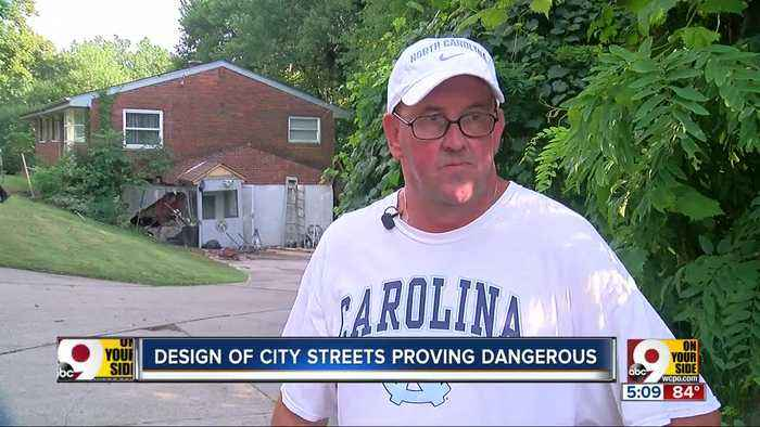 Design of city streets could be contributing to crashes