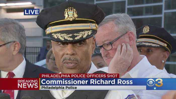 Philadelphia City Officials Give Update On Shooting In Nicetown-Tioga