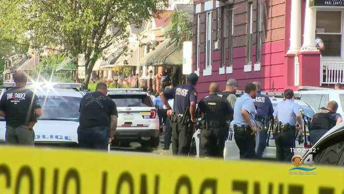 Six Officers Shot During Standoff With Gunman In Philadelphia