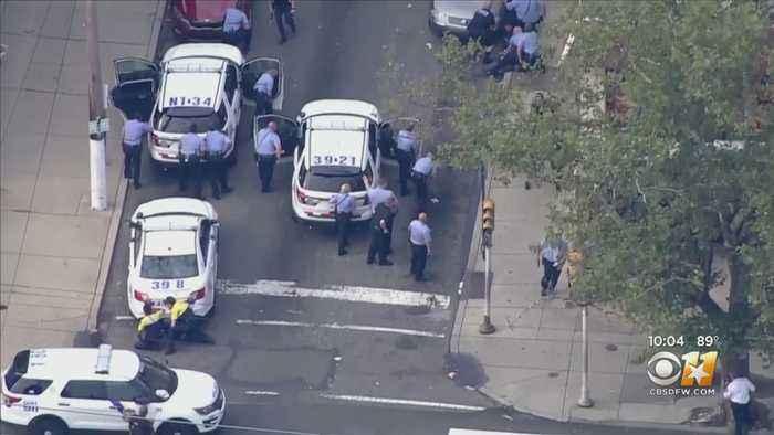6 Philadelphia Police Officers Shot During Gun Battle