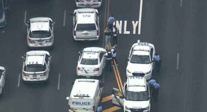 6 officers shot in Philadelphia, an 'active and ongoing' situat