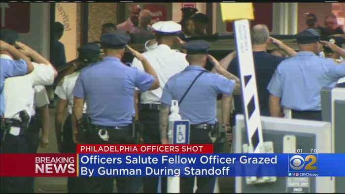 6 Police Officers Shot In Philadelphia