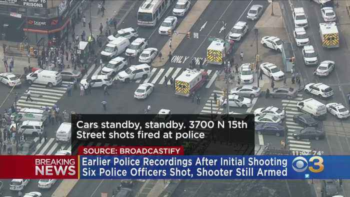 Chaotic Scene All Began With Frantic 911 Call