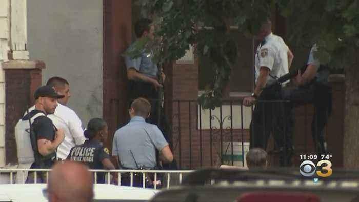 Residents In The Neighborhood Of The Gun Battle React