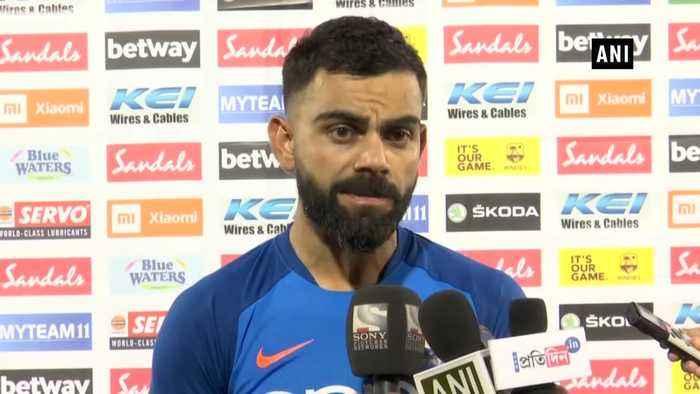 India wins series against West Indies, skipper Kohli hails Shreyas Iyer