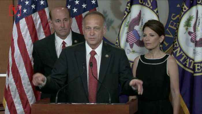 Top House Republican Rep. Liz Cheney Calling on Congressman Steve King to Resign Over Rape and Incest Comments