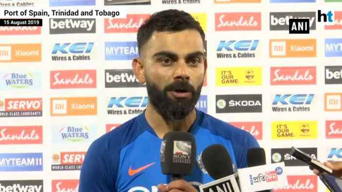 Virat Kohli praises Shreyas Iyer after India win series against West Indies