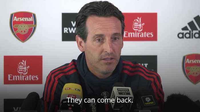 Emery confident Ozil and Kolasinac are ready to return