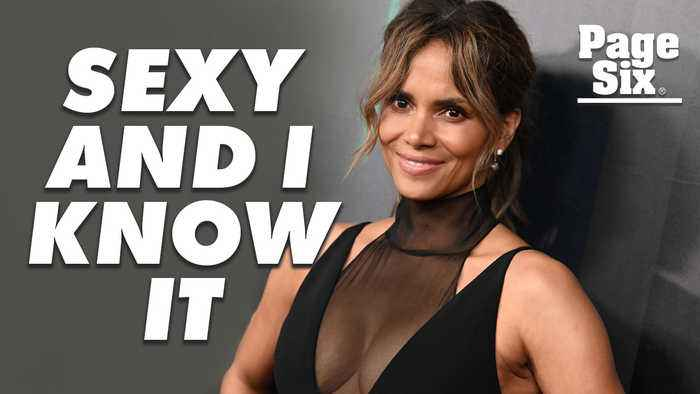 Halle Berry works hard for her bikini bod and it shows