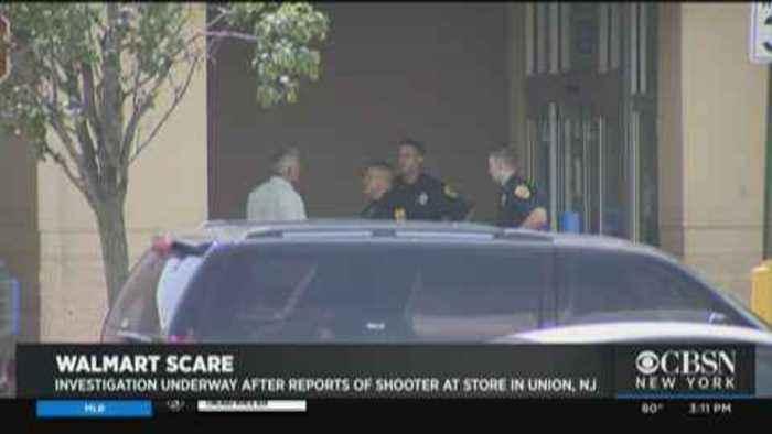 Union, NJ Walmart Evacuated After Gun Scare