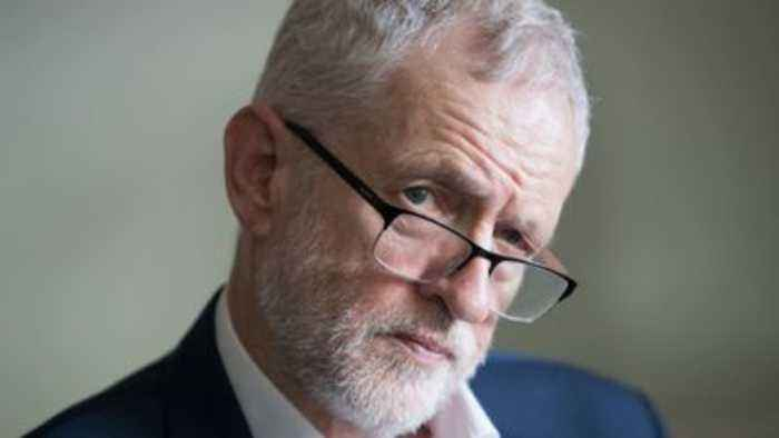 Jeremy Corbyn told to drop 'ego' as temporary PM plan rejected