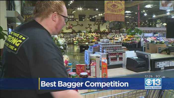 Best Bagger Competition