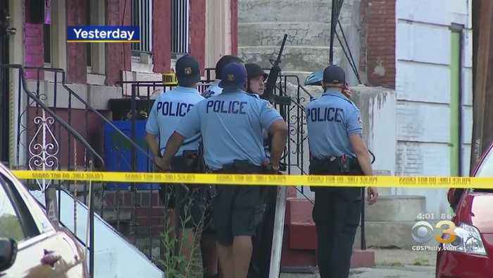 Local, Federal Authorities Lay Out What Happened, Discuss Gun Control Day After Nicetown-Tioga Police Shooting