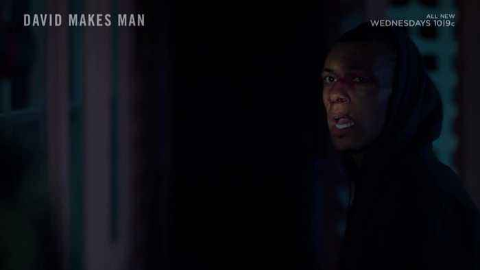 This Season on 'David Makes Man'