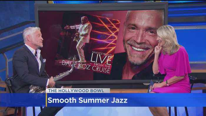 Jass Musician Dave Koz Talks Tour, Upcoming Show At The Hollywood Bowl
