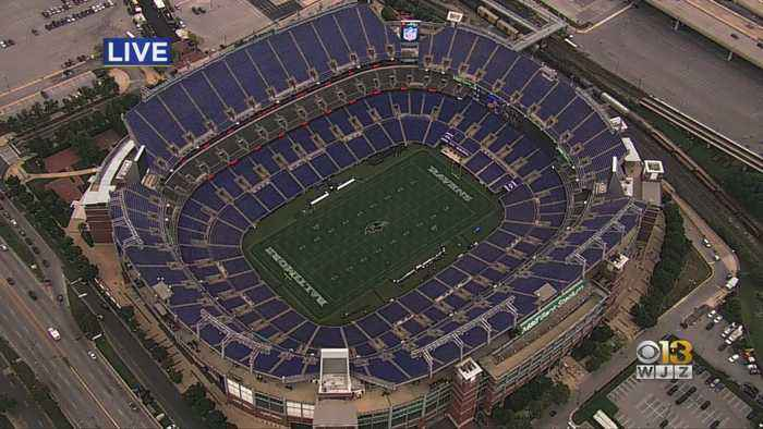 Excitement Building Ahead Of Ravens Preseason Game With Packers