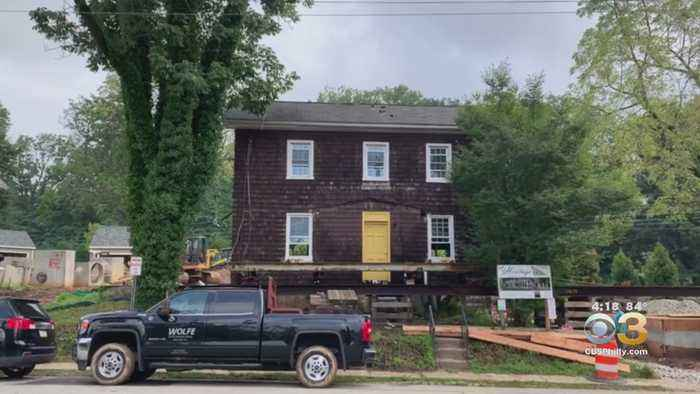 Historic Montgomery County Home Moves 1 Step Close To Restoration