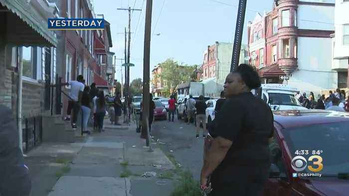 How Authorities Kept Bystanders Safe During Tense 7-Hour Long Standoff During North Philadelphia Police Shooting