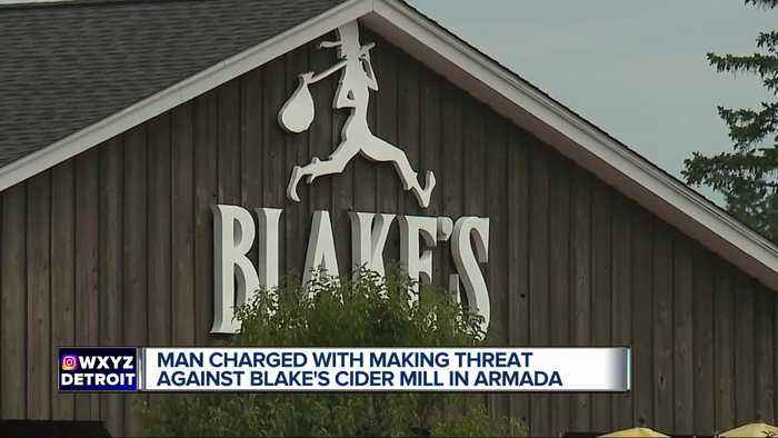 Employee threatens to 'shoot this **** up' after told to 'perform a work task' in Armada Twp.